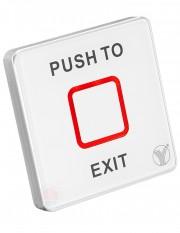 Buton de iesire aplicabil, cu LED de stare bicolor TSK-830NB-LED