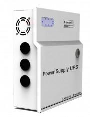 Sursa de alimentare cu backup, 9 canale, 12V/10A STD-XWU120-12-9