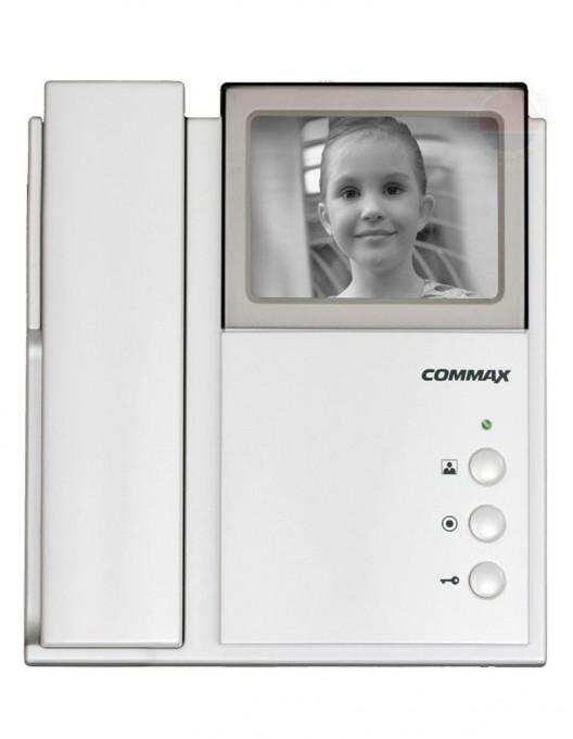 Monitor videointerfon alb-negru COMMAX DPV-4BE