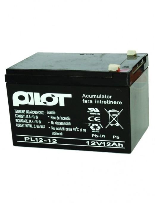 Acumulator 12V/12Ah PL12AH