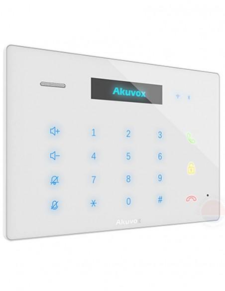 Interfon IP SIP cu tastatura si iconuri tactile Akuvox C312A