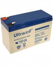 Acumulator Pb 12V/7Ah Ultracell UL12-7