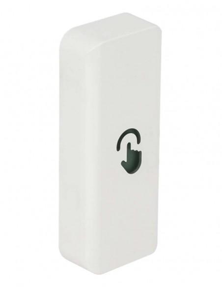 Buton iesire capacitiv, aplicabil, cu LED de stare T2