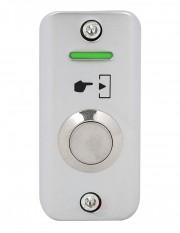 Buton iesire aplicabil, cu LED, pentru exterior SMB-S001L