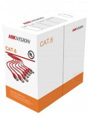 Cablu UTP CAT6, 0.565mm HIKVISION DS-1LN6-UU