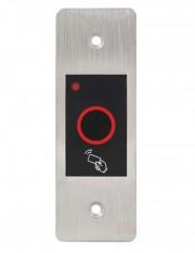 Minicontroler acces biometric si RFID EM (125kHz) de exterior EF1