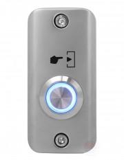 Buton iesire aplicabil, cu LED, pentru exterior SMB-S001-LED