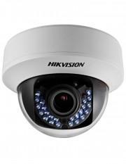 Camera supraveghere dome 2MP Hikvision DS-2CE56D0T-VFIRF