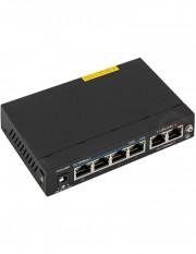 Switch PoE+ 6 porturi UTP3-SW04-TP60