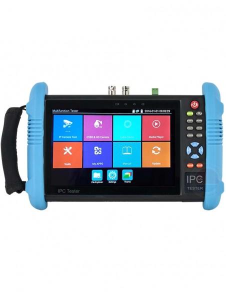 """Tester CCTV 7"""" HD-TVI / HD-CVI / AHD / CVBS / IP T-9800MADH+"""