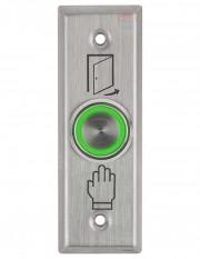 Buton de iesire, incastrabil, cu LED SG-26-RG